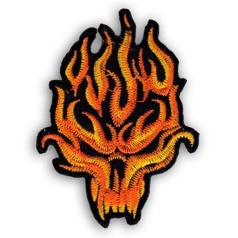 Patches - Flames – picture 7