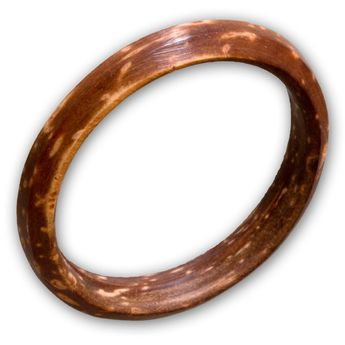 Kokosholz Ring