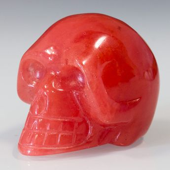 Carved Skulls from semiprecious stones – picture 3