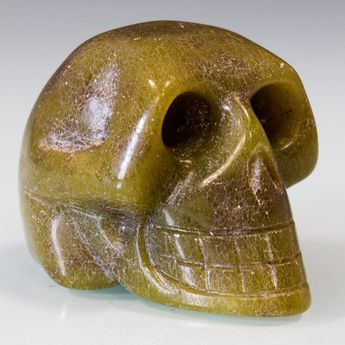 Carved Skulls from semiprecious stones – picture 12