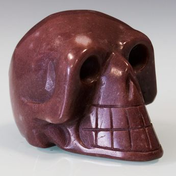 Carved Skulls from semiprecious stones – picture 10