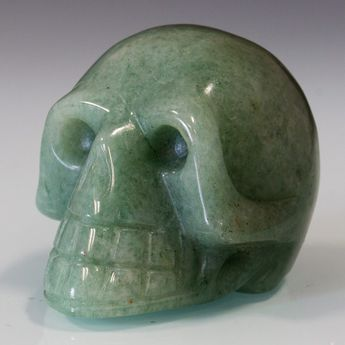 Carved Skulls from semiprecious stones – picture 13