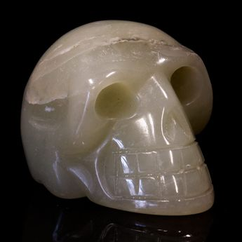 Carved Skulls from semiprecious stones – picture 16