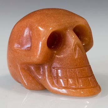 Carved Skulls from semiprecious stones – picture 7