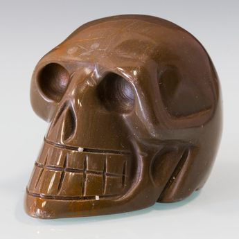 Carved Skulls from semiprecious stones – picture 8