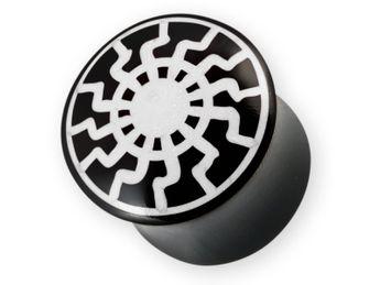Horn Plug - Schwarze Sonne – Bild 2