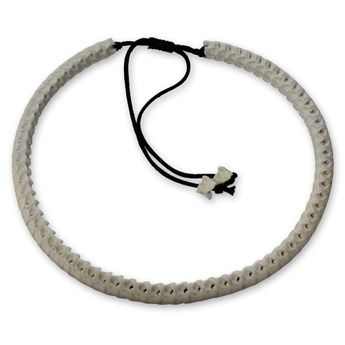 10mm Necklace from real snake bone without vertebral extensions