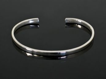 Stylish 925 Silver Bangles (4 Models) – picture 2