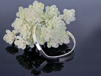 Stylish 925 Silver Bangles (4 Models) – picture 9