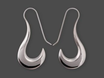 925 Sterling Silver Women Earrings – picture 1