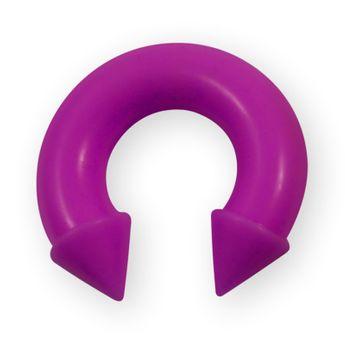 Silikon Ohr Piercing Expander Farb-& Größenauswahl – Bild 2