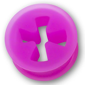 "SILICON TUNNEL ""IRON CROSS"" IN DIFFERENT COLORS – picture 3"