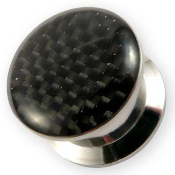 Edelstahl Box Plug Carbon Fiber Optik Farbwahl  – Bild 6