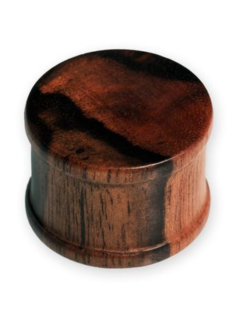 Concave Double Hat Plugs from different Woods – picture 9