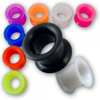 Silicone Tunnel in 9 different Colors – picture 1