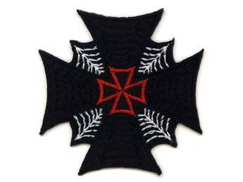 "Patch ""Iron Cross - Spider Web"""