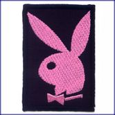 Parche - Playboy - Playmate - Conejito Rosa 001