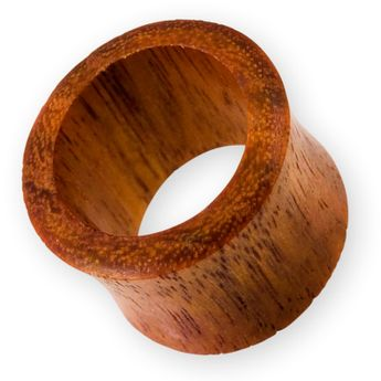 Ear Tunnel from Red Merantiwood