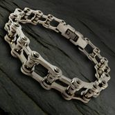 Bracelet from Stainless Steel - Bicycle Chain 001