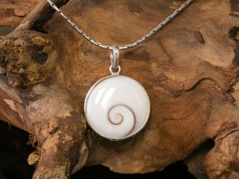 Shiva Eye Pendant Sterling Silver many sizes – picture 2