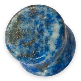 Lapis Lazuli Stone Ear Plug
