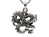 Kettenanhänger 925 Silber Chinesischer Drachen pdsi021