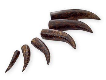 Schlichter Dehnungsstab aus Palm Holz – Bild 2
