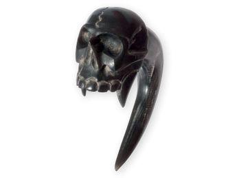 Horn Expander Klaue - Vampir Schädel – Bild 1