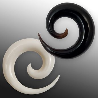 Lobe Spiral Stretcher from Horn or Bone – picture 4