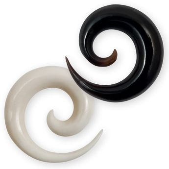 Lobe Spiral Stretcher from Horn or Bone – picture 1
