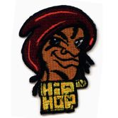 "Patch ""Hip Hop"" 001"