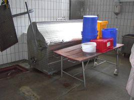 Preisanfrage<br> Abele Brühmaschine 190 cm Wannenlänge