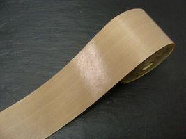 1m Teflonband , PTFE-Glasgewebefolie verschiedene Breiten