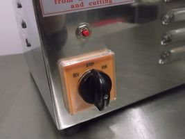 Fleischwolf 120kg / Stunde Leistung komplett Edelstahl NEU 550 Watt / 230V – Bild 5