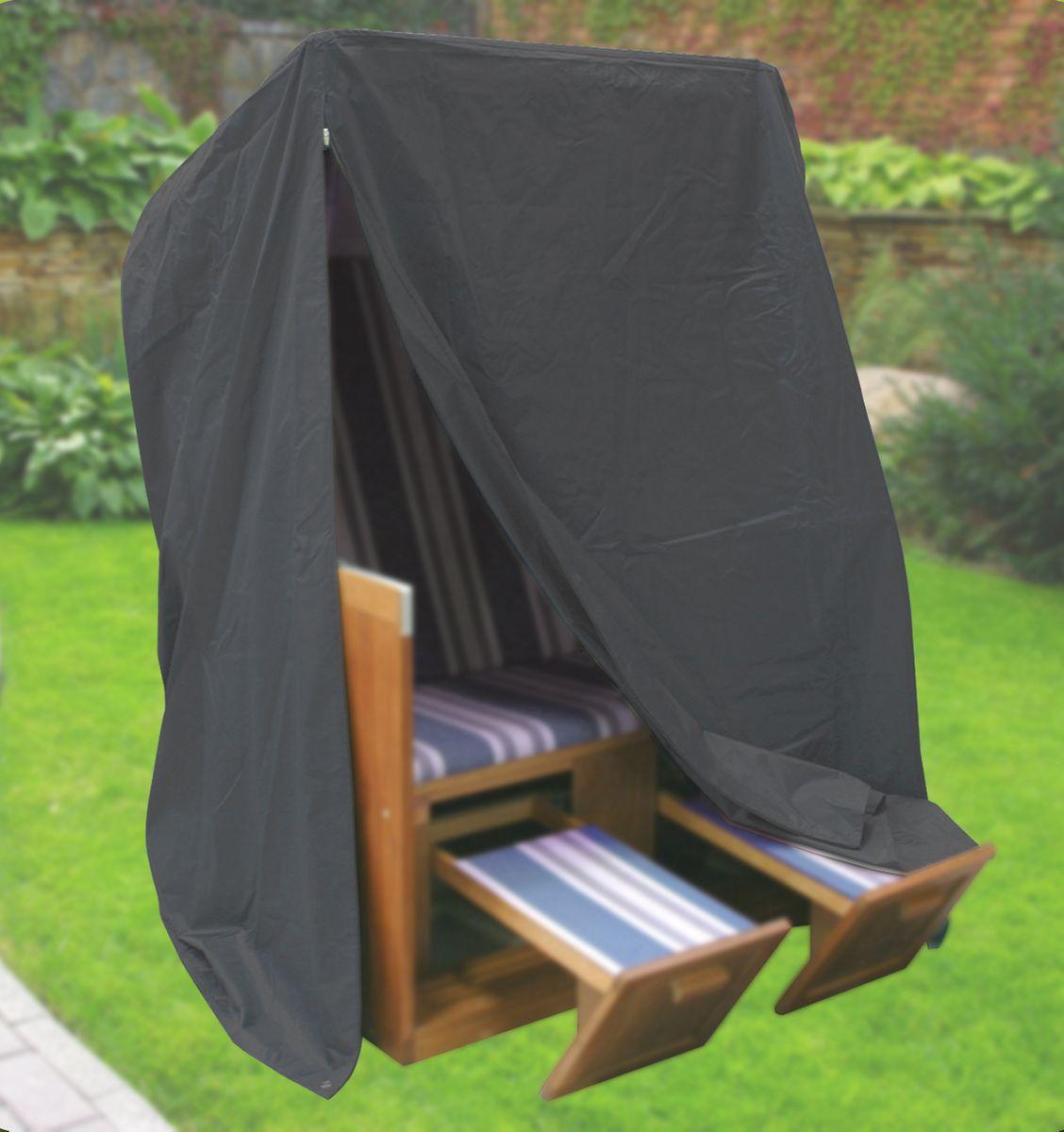 komfort schutzh lle xxl abdeckung f r strandkorb. Black Bedroom Furniture Sets. Home Design Ideas