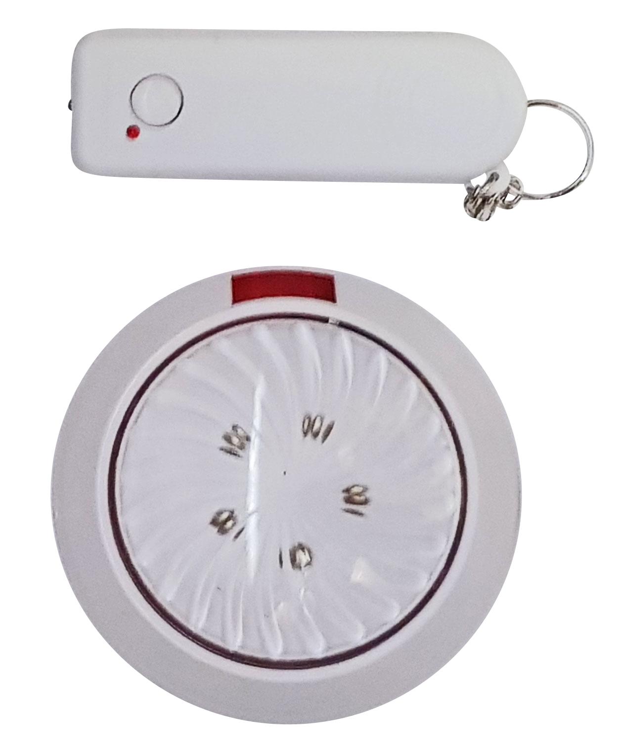 Led Lampe Mit Infrarot Fernbedienung Kabellos Batteriebetrieben Led
