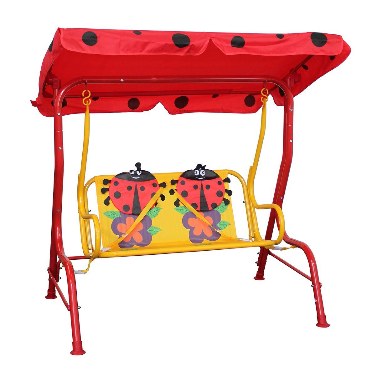 kinder hollywoodschaukel kinderschaukel gartenschaukel. Black Bedroom Furniture Sets. Home Design Ideas
