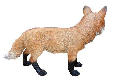 Fuchs Figur Rotfuchs stehend Tierfigur Gartendeko Dekofigur lebensecht Outdoor  – Bild 5