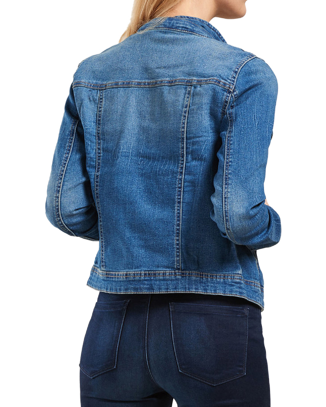 jeansjacke damen only super jeans in dieser saison. Black Bedroom Furniture Sets. Home Design Ideas