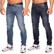 7064 Jack & Jones Tim Original Herren Jeans  - 12060056