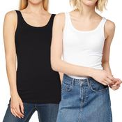 Only Live Love New Tank Top 3er Pack - 12132114