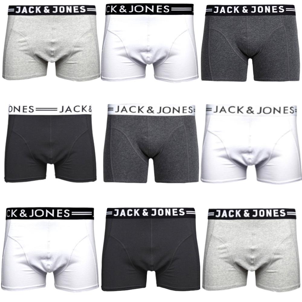 3er Pack Boxershorts Jack & Jones