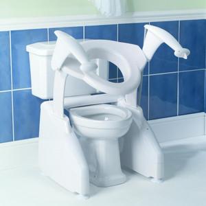 Aquasafe Toilettenlift, Toiletten Lift, Aufstehhilfe