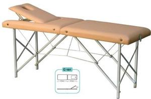 Klappbare Therapieliege, Massageliege, Massage Liege