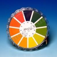 Universal-Indikatorpapier pH 1-14, 7 mm x 5 m