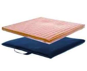 Gelkissen für Rollstühle und Stühle jeder Art, 45x42x4,5 cm