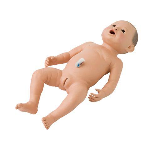 Baby Pflegepuppe, Übungspuppe, Krankenpflege, Babypflege, weiblich