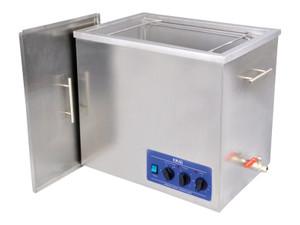 EMMI 420 HC Ultraschallreiniger, 42.000 ml Edelstahl, Labor Werkstatt Praxis