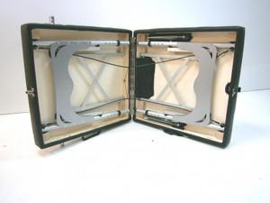 Gynstuhl, klappbar und tragbar, mobiler Gynäkologischer Stuhl höhenverstellbar