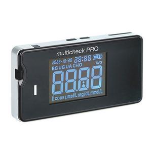 C3 520 Lifetouch Multicheck PRO Messung von Blutzucker, Harnsäure, Cholesterin
